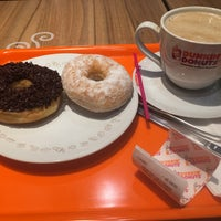 Photo taken at Dunkin' Donuts by 昼寝 on 3/31/2018