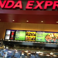 Photo taken at Panda Express by Ivonne G. on 10/12/2012