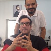 Photo taken at First Coiffure by Anis B. on 7/11/2014