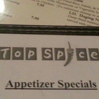 Photo taken at Top Spice by Judd S. on 1/9/2015