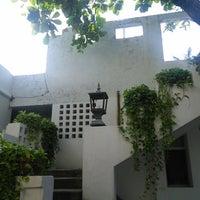 Photo taken at Hotel San Rafael by Dodo D. on 7/22/2014