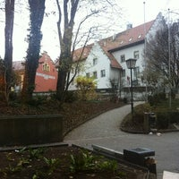 Photo taken at Feldkirch by Luciana L. on 11/27/2012