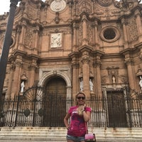 Photo taken at Catedral de Guadix by Юлия Д. on 8/25/2017