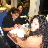 Photo taken at Crystal Nails by Nishant C. on 11/28/2012