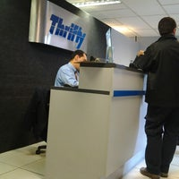Photo taken at Thrifty Guarulhos by Carolzinha H. on 9/13/2013