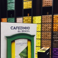 Photo taken at Nespresso Boutique by Leonardo C. on 9/7/2016