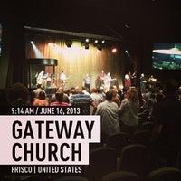 Photo taken at Gateway Church Frisco by Darren E. on 6/16/2013