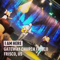 Photo taken at Gateway Church Frisco by Darren E. on 6/30/2013
