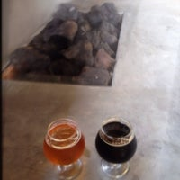 Photo taken at La Jolla Brewing Company by Erica M. on 6/11/2014