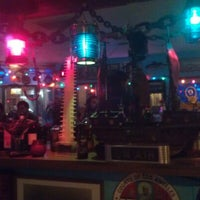 Photo taken at Pike Bar & Fish Grill by Aydin P. on 10/18/2012
