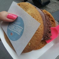 Photo taken at Coolhaus Ice Cream Truck by Patricia C. on 5/29/2013