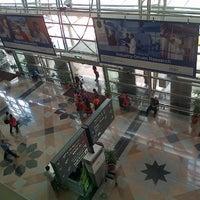 Photo taken at Kuala Lumpur Sentral Station by Syakinah F. on 4/19/2013