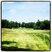 Photo taken at Blackstone National Golf Club by Bryan H. on 7/3/2014