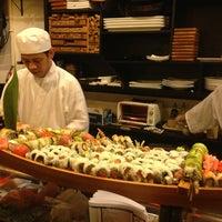Photo taken at Sapporo Japanese Restaurant by Brandi L. on 2/20/2013