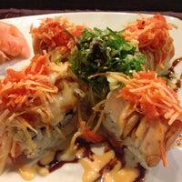 Photo taken at Sapporo Japanese Restaurant by Brandi L. on 2/26/2014