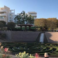 Foto tirada no(a) The Getty Center por D . em 10/2/2017