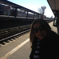 Photo taken at Metro North - Mt Vernon West Train Station by Payos V. on 11/25/2012