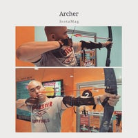 Photo taken at Stars Archery by Marty S. on 1/25/2015