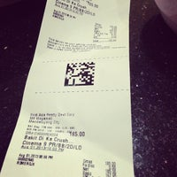 Photo taken at SM Cinema Megamall by Christian (wechat: emperorchino) G. on 8/1/2013