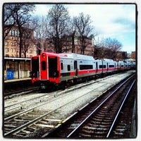 Photo taken at Metro North - Fordham Train Station by Trevor L. on 3/14/2013