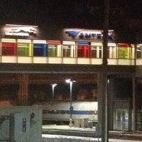 Photo taken at Gateway Multimodal Transportation Center by Eddie W. on 1/3/2014
