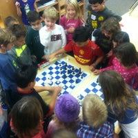 Photo taken at Vellotti's Chess School by Daniel V. on 11/8/2013