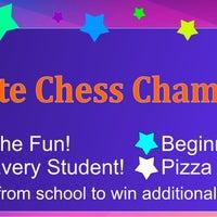 Photo taken at Vellotti's Chess School by Daniel V. on 10/5/2014