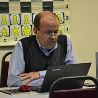 Photo taken at Vellotti's Chess School by Daniel V. on 10/24/2013