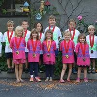 Photo taken at Vellotti's Chess School by Daniel V. on 10/9/2014