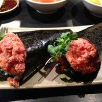 Photo taken at Tatsuki Sushi by Richard B. on 5/6/2013