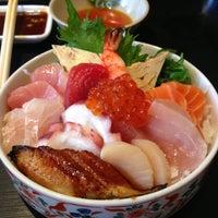 Photo taken at Tatsuki Sushi by Richard B. on 5/18/2013