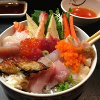 Photo taken at Tatsuki Sushi by Richard B. on 12/19/2013