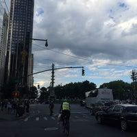 Photo taken at 2 Columbus Circle by Lenairs♑ C. on 5/22/2015