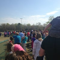 Photo taken at Pooler Recreation Complex by Sierra G. on 3/30/2013
