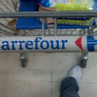 Photo taken at Carrefour by Leandro S. on 12/9/2012