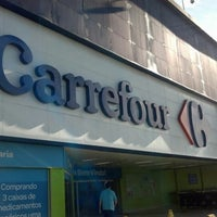 Photo taken at Carrefour by Leandro S. on 1/13/2013