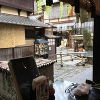 Photo taken at 明保野亭 by タカタカ on 4/18/2017