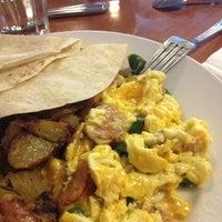 Photo taken at Matt's Big Breakfast by Jessica D. on 8/15/2013