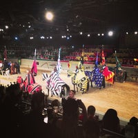 Photo taken at Medieval Times by Karl S. on 6/1/2013