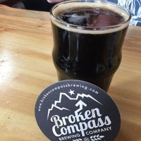 Photo taken at Broken Compass Brewing by Sara S. on 7/3/2017