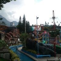 Photo taken at Jawa Timur Park 1 by Eka P. on 3/3/2013