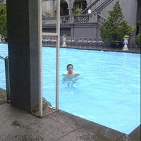 Photo taken at G.H. Swimming Pool by Marcella Y. on 12/31/2012
