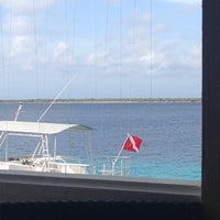 Photo taken at Buddy Dive Resort Bonaire by Christina S. on 10/10/2013