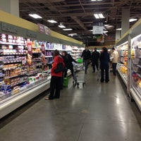 Photo taken at Star Market by Amanda D. on 12/4/2012