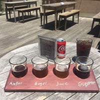 Photo taken at Palmetto Brewing Company by John B. on 5/25/2017