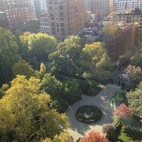 Photo taken at Gramercy Terrace by Pia F. on 10/30/2014