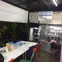 Photo taken at Rumah Makan & Catering Ibu Hj. Maisyaroh by Sami S. on 1/11/2018