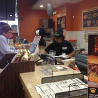 Photo taken at TOGO'S Sandwiches by Pasadena R. on 7/11/2013