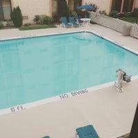 Photo taken at Wyndham Garden Hotel by Jonathan D. on 7/14/2015