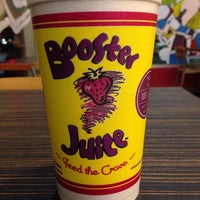 Photo taken at Booster Juice by Jarrett R. on 11/9/2013